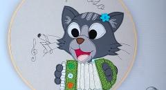 рамка-кот