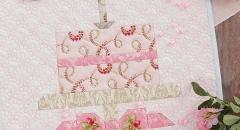 розовый торт4