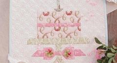розовый торт5